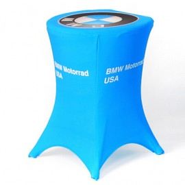 Stretch Fit Stool Cover