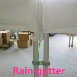 3m Rain Gutter