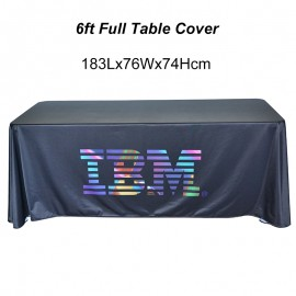 6ft Full Table Cover