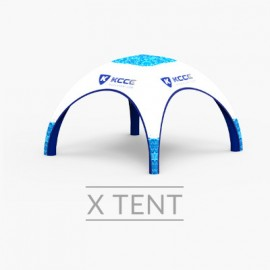 Inflatable X Tent