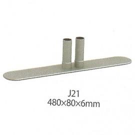 Backwall Foot J21