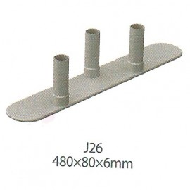 Backwall Foot J26