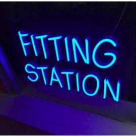 LED neon letters