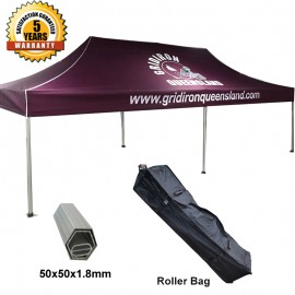 Luxury 3m x 6m Tent