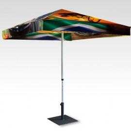 Printed Market Umbrellas